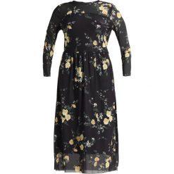 Sukienki hiszpanki: Soaked in Luxury VIVIANNA ROSE Sukienka letnia black