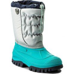 Buty zimowe chłopięce: Śniegowce CMP – Kids Hanki 3Q48064J 72BE Argentino-Curacao