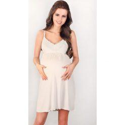 Bielizna ciążowa: Koszula nocna dla ciężarnych i karmiących Leonore