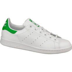 Buciki niemowlęce: Adidas Buty dziecięce Stan Smith J białe r. 38 2/3