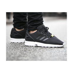 """Buty adidas ZX Flux Kids """"Color Black"""" (M21294). Czarne buciki niemowlęce Adidas, z materiału. Za 189,99 zł."""
