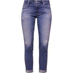 Boyfriendy damskie: AG Jeans STILT ROLL UP Jeans Skinny Fit blue denim
