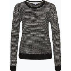 Swetry klasyczne damskie: Marie Lund – Sweter damski, czarny