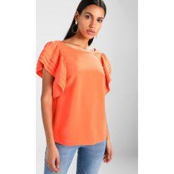 Bluzki asymetryczne: See u Soon Bluzka orange
