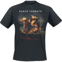 T-shirty męskie: Black Sabbath 13 Tracklist T-Shirt czarny