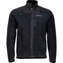 """Kurtka polarowa """"Bryson"""" w kolorze czarnym. Czarne kurtki męskie marki Marmot, m, z polaru. W wyprzedaży za 227,95 zł."""