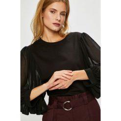 Only - Bluza. Szare bluzy damskie marki ONLY, s, z bawełny, casualowe, z okrągłym kołnierzem. W wyprzedaży za 99,90 zł.