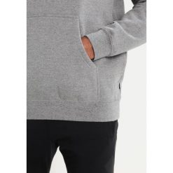 Bejsbolówki męskie: HUF Bluza z kapturem grey heather