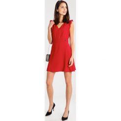 Sukienki hiszpanki: Gaudi Sukienka letnia persian red