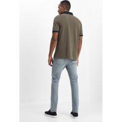 Pier One TOGGY CLOUD Jeansy Slim Fit light grey/blue. Szare jeansy męskie marki Pier One. W wyprzedaży za 134,10 zł.