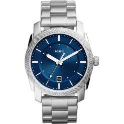 Zegarek FOSSIL - Machine FS5340  Silver/Silver. Różowe zegarki męskie marki Fossil, szklane. Za 499,00 zł.