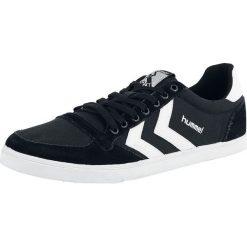 Hummel Slimmer Stadil Low Buty sportowe czarny/biały. Czarne buty do fitnessu damskie marki Asics. Za 164,90 zł.