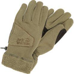 Rękawiczki męskie: Jack Wolfskin CASTLE ROCK GLOVE Rękawiczki pięciopalcowe burnt olive