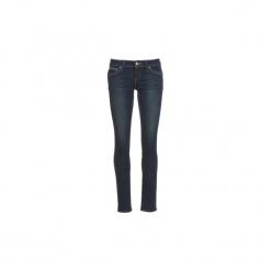Jeansy slim fit Levis  REVEL DC SKINNY. Brązowe jeansy damskie relaxed fit marki Levi's®, z obniżonym stanem. Za 415,20 zł.
