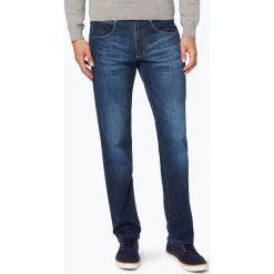 Joker - Jeansy męskie – Freddy, niebieski. Niebieskie proste jeansy męskie Joker. Za 449,95 zł.