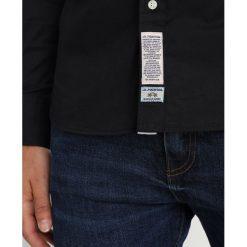 La Martina AIRTON Koszula black. Niebieskie koszule męskie marki Polo Ralph Lauren, m, z bawełny, polo. Za 789,00 zł.
