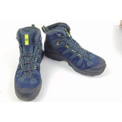 Buty trekkingowe męskie: Salomon Buty męskie Quest Prime GTX Navy Blaze/Ombre Blue r. 42 2/3 (394665) [outlet]