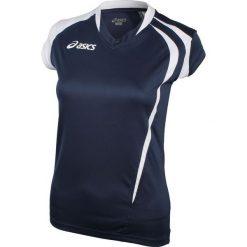 Asics Koszulka damska Fanny granatowa r. XL (T751Z1.5001). Czarne bluzki z odkrytymi ramionami Asics, xl. Za 64,50 zł.