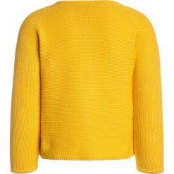 Frugi BABY CEIRA CARDIGAN Kardigan sun yellow. Żółte swetry dziewczęce Frugi, z bawełny. Za 179,00 zł.