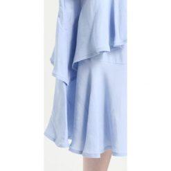 Długie sukienki: JUST FEMALE KIRSTEN DRESS Długa sukienka light blue