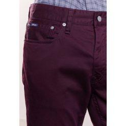 Spodnie męskie: Polo Ralph Lauren SLIM STRAIGHT VARICK Spodnie materiałowe autumn wine