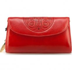 Torebka damska 04-4-068-3. Czerwone torebki klasyczne damskie Wittchen, w paski. Za 559,00 zł.