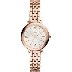 Zegarek FOSSIL - Jacqueline ES3799  Rose Gold/Rose Gold. Różowe zegarki damskie marki Fossil, szklane. Za 569,00 zł.