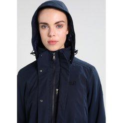 Jack Wolfskin OTTAWA 2IN1 Parka midnight blue. Niebieskie kurtki sportowe damskie marki Jack Wolfskin, xs, z materiału. W wyprzedaży za 1055,20 zł.