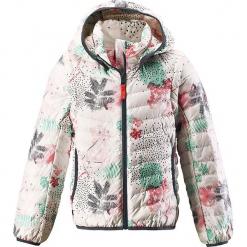 """Kurtka zimowa """"Float"""" w kolorze białym. Niebieskie kurtki dziewczęce zimowe marki Reima, z materiału. W wyprzedaży za 172,95 zł."""