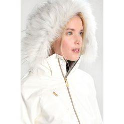 Odzież damska: Spyder GENEVA FAUX FUR Kurtka narciarska marshmallow/marshmallow