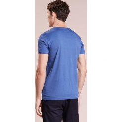 BOSS Orange TRACE Tshirt basic blau. Niebieskie koszulki polo BOSS Orange, m, z bawełny. Za 249,00 zł.