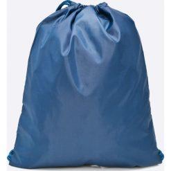 Reebok - Plecak. Szare plecaki męskie marki Reebok, l, z dzianiny, z okrągłym kołnierzem. W wyprzedaży za 29,90 zł.