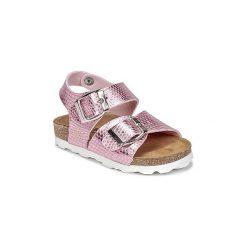Sandały Dziecko  Citrouille et Compagnie  RELUNE. Szare sandały dziewczęce marki Citrouille et Compagnie. Za 129,00 zł.