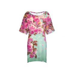 Sukienka CP-024  221. Fioletowe sukienki dzianinowe marki Colour pleasure, uniwersalny. Za 149,00 zł.