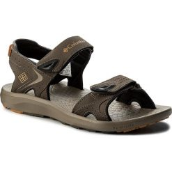 Sandały męskie skórzane: Sandały COLUMBIA – Techsun BM4511 Mud 255