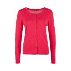 Swetry klasyczne damskie: S.Oliver Sweter Damski 34 Różowy