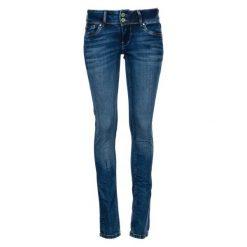 Boyfriendy damskie: Pepe Jeans Jeansy Damskie Vera 25/32, Niebieskie