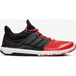 Buty sportowe męskie: Adidas Buty męskie Adipure czerwono-czarne r. 43 1/3 (AF5463)