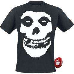 Misfits Skull T-Shirt czarny. Czarne t-shirty męskie z nadrukiem marki Misfits, l. Za 62,90 zł.
