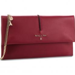 Torebka PATRIZIA PEPE - 2V5460/A2OI-R616  Ruby. Czarne torebki klasyczne damskie marki Patrizia Pepe, ze skóry. W wyprzedaży za 549,00 zł.