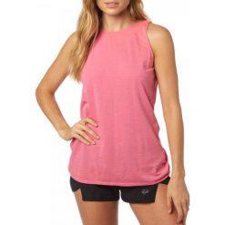 T-shirty damskie: FOX Koszulka Bez Rękawów Damska Ventilate Twistback Xs Różowy