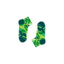 Źródliska 14m4 - Skarpetki stopki. Zielone skarpetki męskie marki Hummel, z bawełny. Za 21,25 zł.