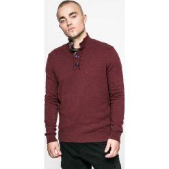 Medicine - Sweter Lord and Master. Brązowe swetry klasyczne męskie MEDICINE, l, z bawełny. W wyprzedaży za 79,90 zł.