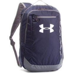Plecak UNDER ARMOUR - Ua Hustle LDWR Backpack 1273274-410  Navy. Niebieskie plecaki damskie Under Armour, z materiału, sportowe. Za 139,95 zł.