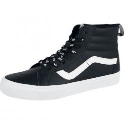 Vans SK8-Hi Reissue OTW Webbing Buty sportowe czarny/biały. Szare buty skate męskie marki Vans, z materiału. Za 399,90 zł.