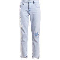 Boyfriendy damskie: AG Jeans EX BOYFRIEND Jeansy Relaxed Fit lightblue denim