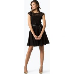 Swing - Damska sukienka wieczorowa, czarny. Czarne sukienki balowe marki Swing, z koronki. Za 549,95 zł.