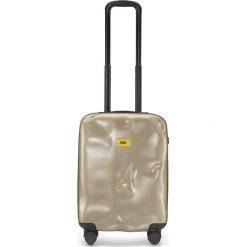 Walizka Icon kabinowa złota. Żółte walizki Crash Baggage. Za 880,00 zł.