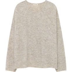 Sweter w kolorze beżowym. Brązowe swetry oversize damskie American Vintage, s, z wełny. W wyprzedaży za 194,95 zł.