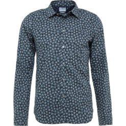 PS by Paul Smith SLIM FIT Koszula black. Niebieskie koszule męskie slim marki PS by Paul Smith, m, z bawełny. Za 689,00 zł.
